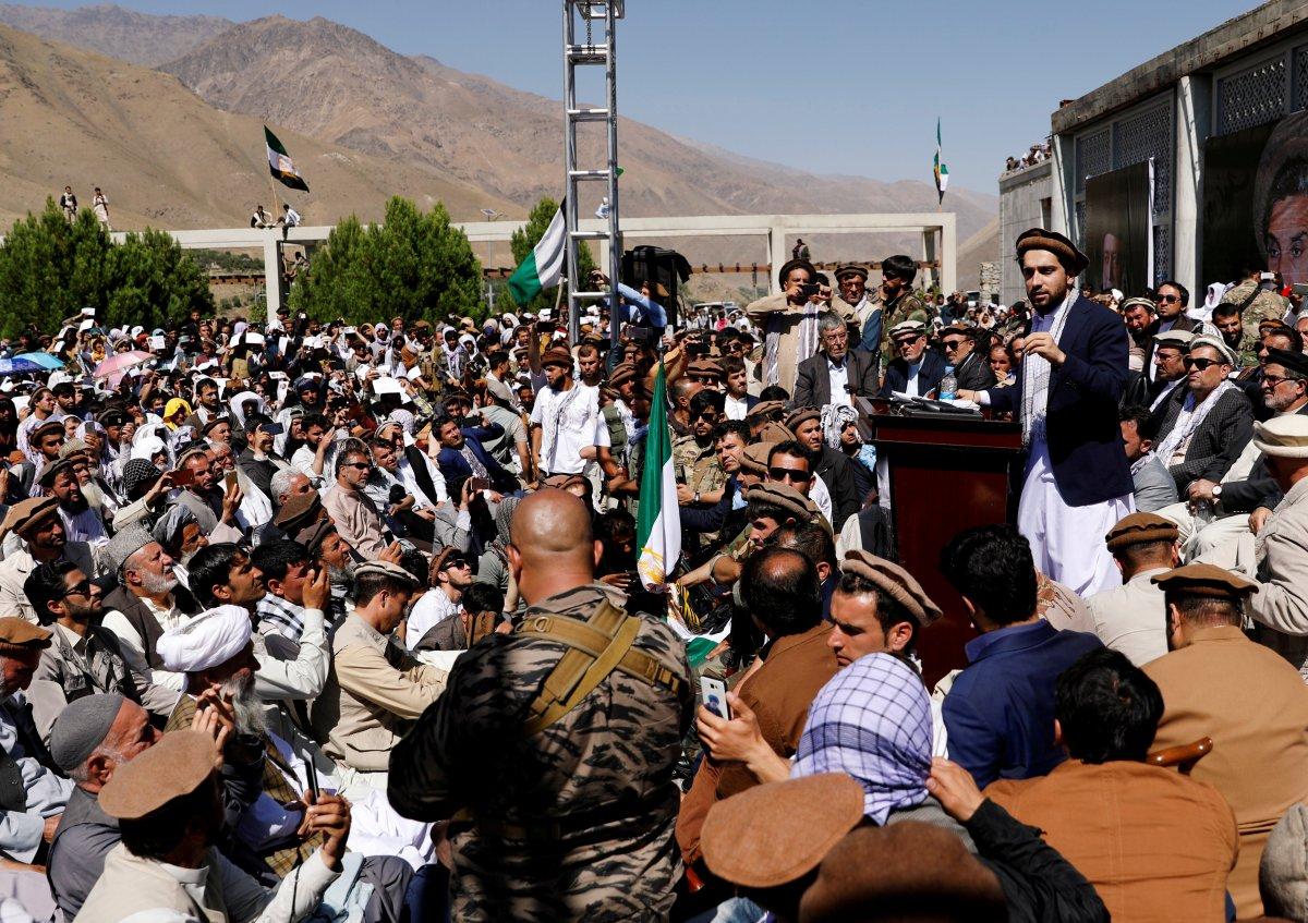 Pencşir güçleri: Yüzlerce Taliban savaşçısını yakaladık #4