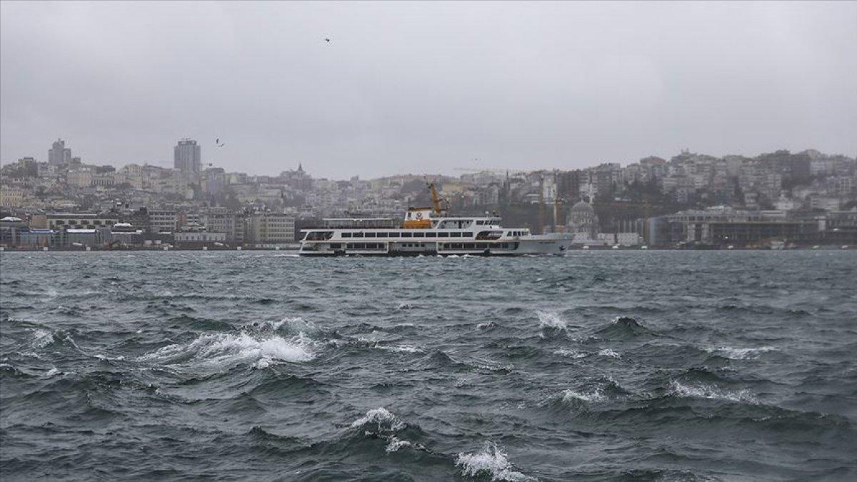 Meteoroloji den Marmara için sağanak ve gök gürültülü sağanak uyarısı #7