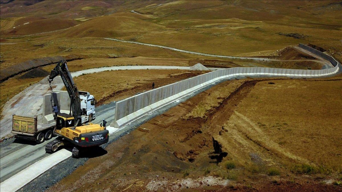 MSB: Bir ayda 25 bin 186 kişi, sınırı geçmeden yakalandı #2