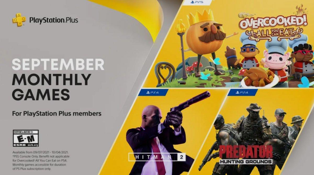 PlayStation Plus Eylül 2021 ücretsiz oyunları #1