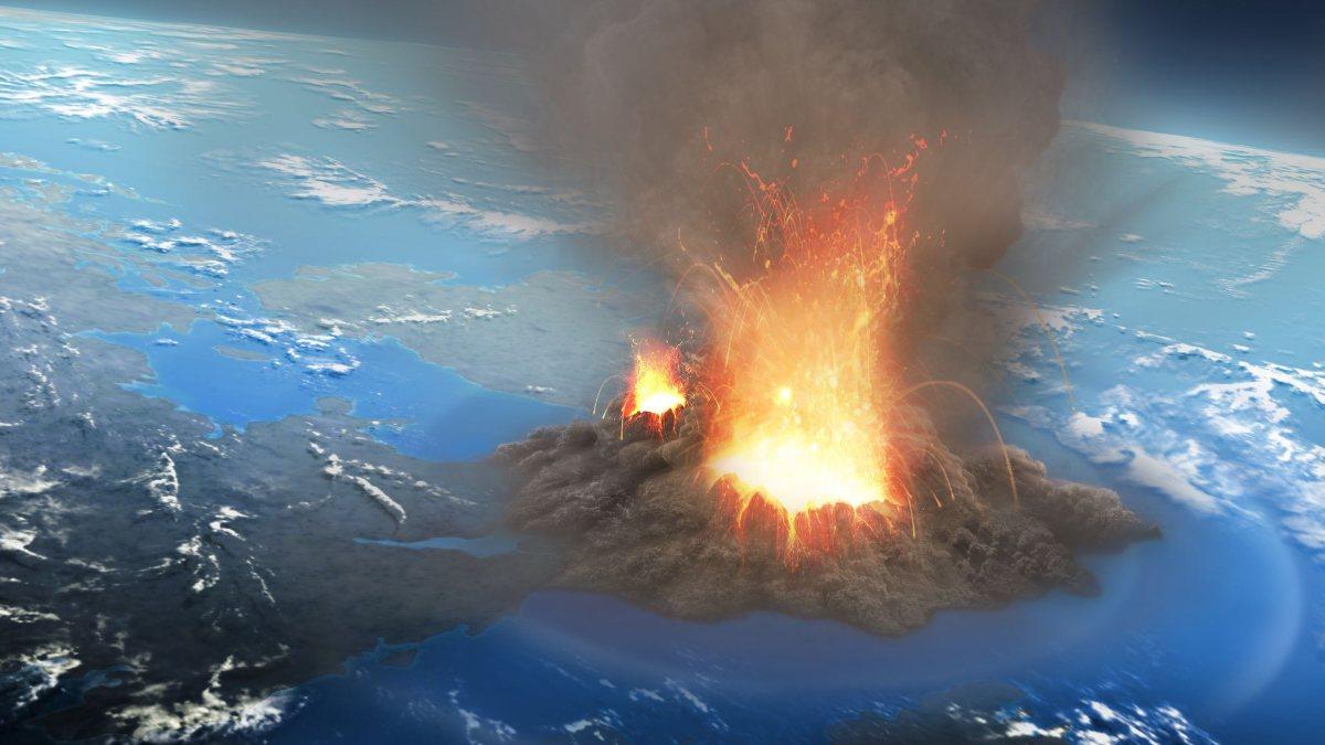 Bilim insanları: Dünyayı etkileyecek yanardağ patlamaları yakın