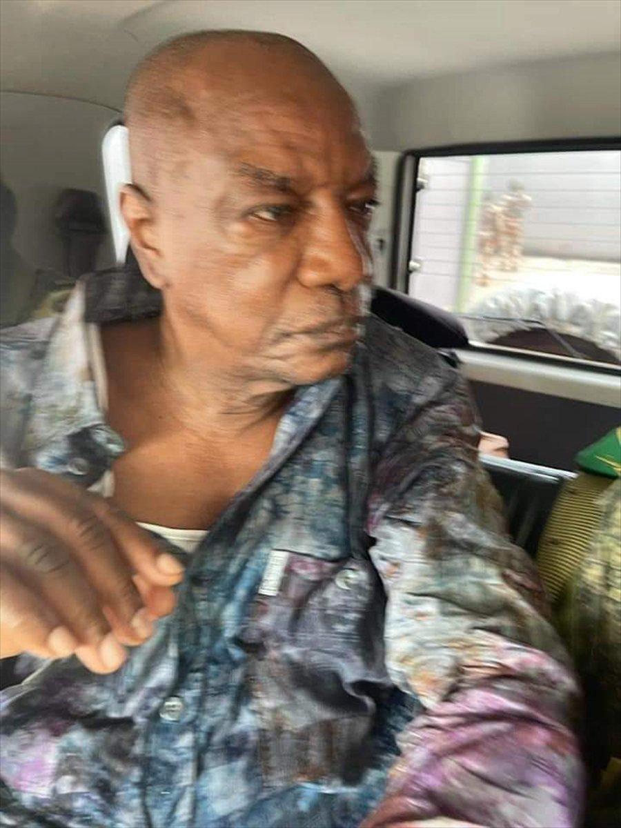 Gine de sokağa çıkma yasağı ilan edildi #4