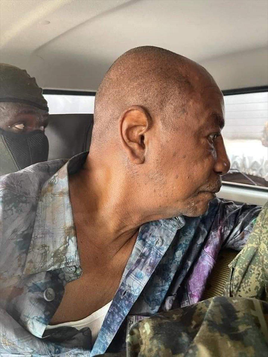 Gine de sokağa çıkma yasağı ilan edildi #5