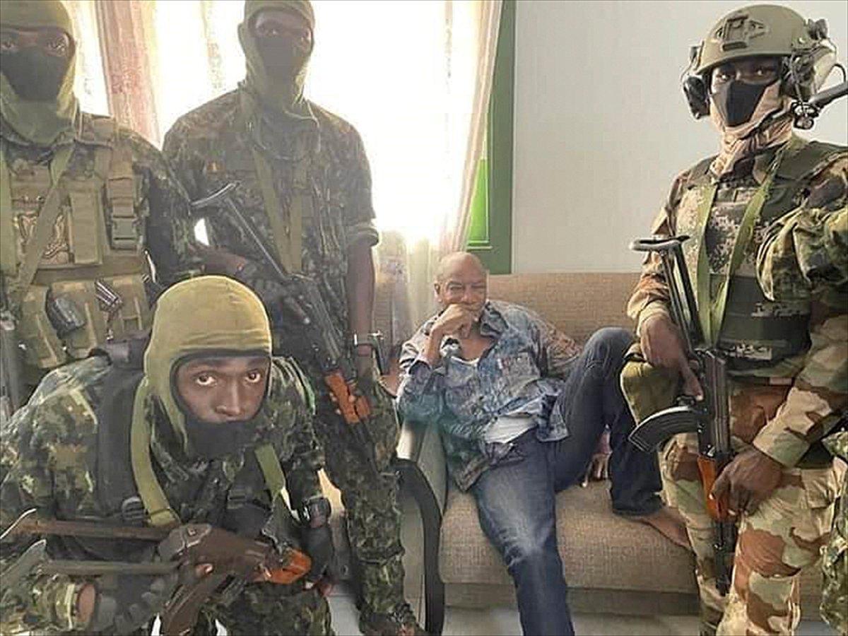 Gine de sokağa çıkma yasağı ilan edildi #6
