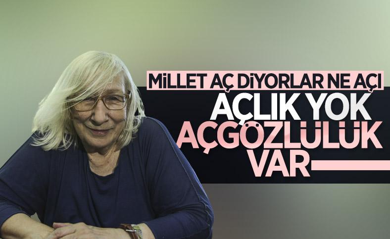 Alev Alatlı: Türkiye'nin karnı doydu