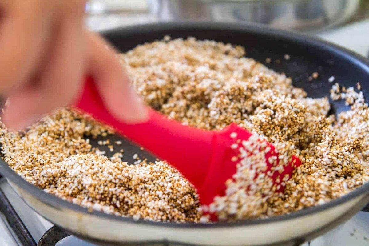 Protein bombası: Amaranth tohumunun mucizevi faydaları #3