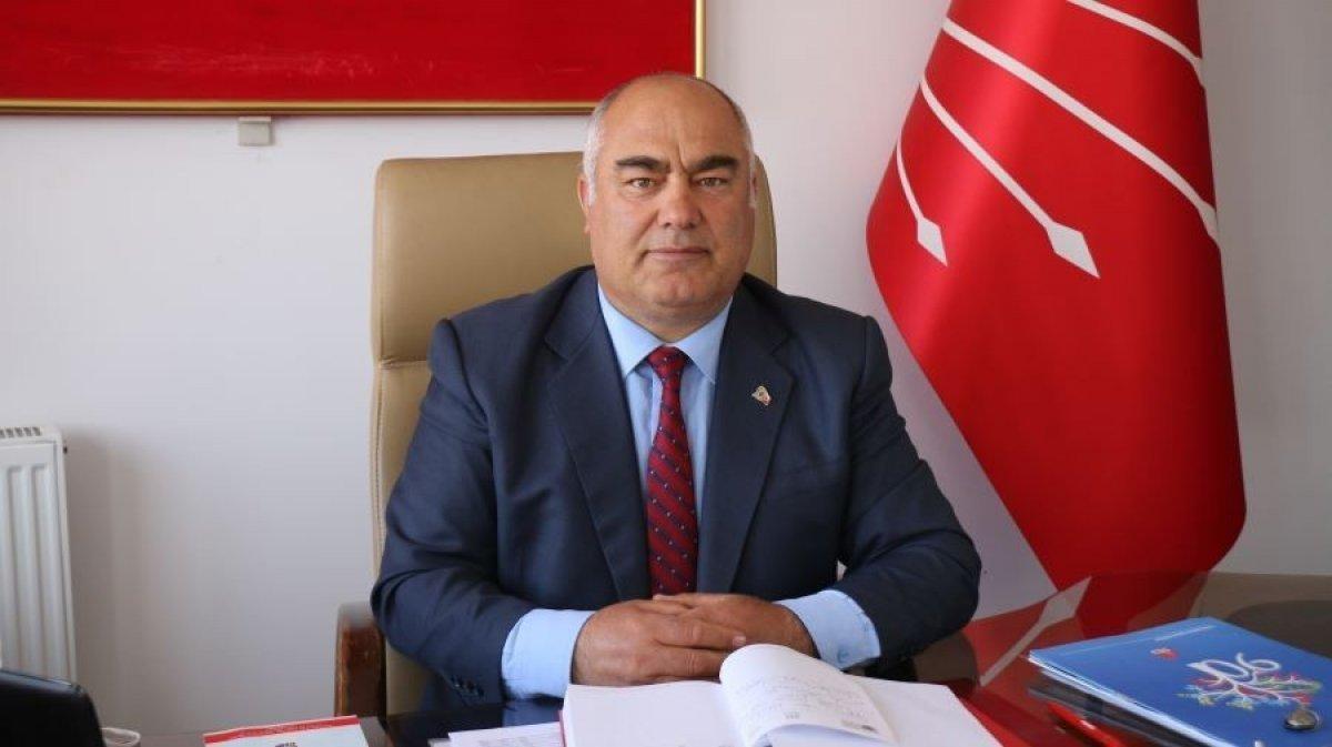 CHP Erzurum İl Başkanı taciz suçlamasıyla görevden alındı #1
