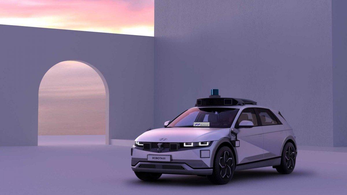 Hyundai, robot taksisini 2023 te kullanmak istiyor #1