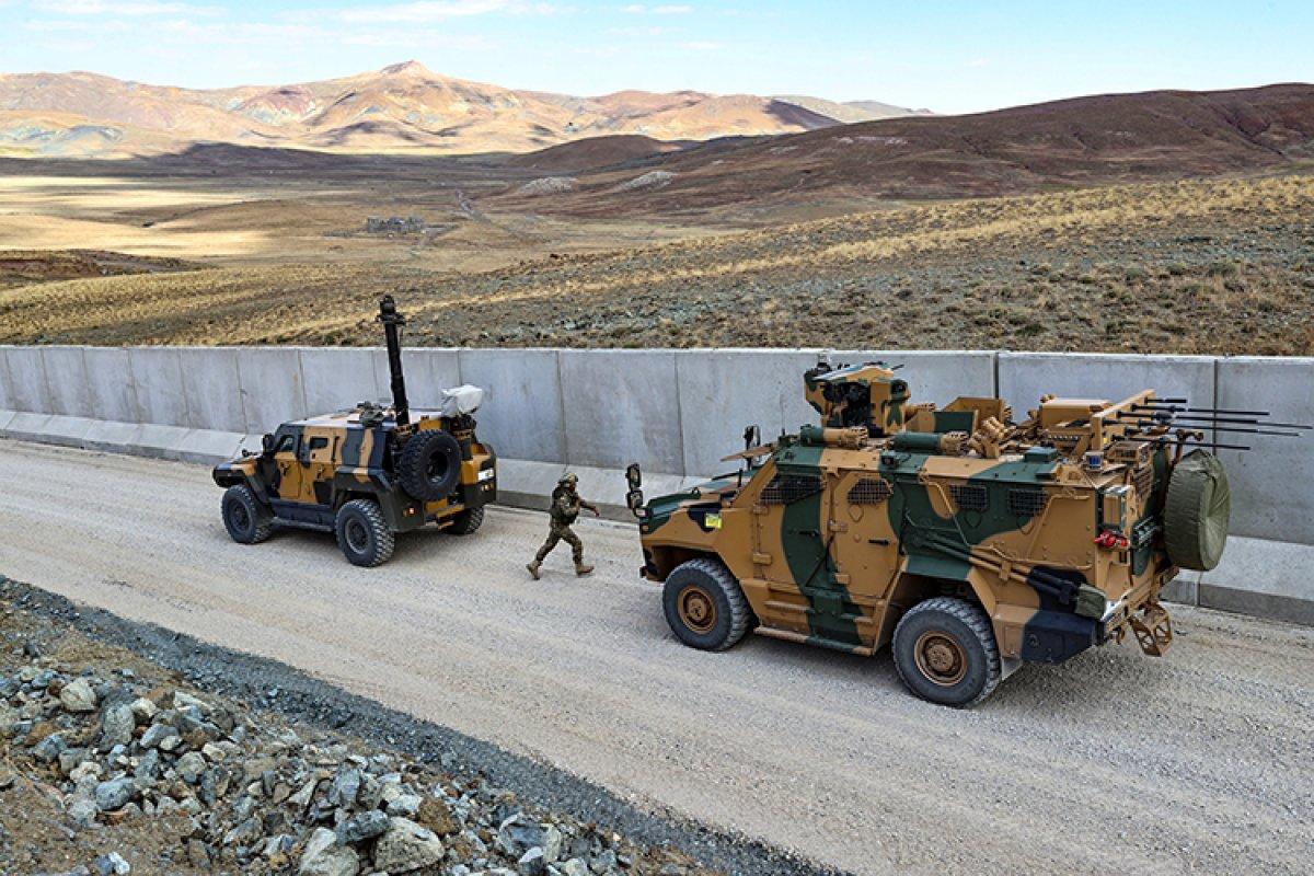 İran sınırında güvenlik önlemleri üst düzeyde tutuluyor #4