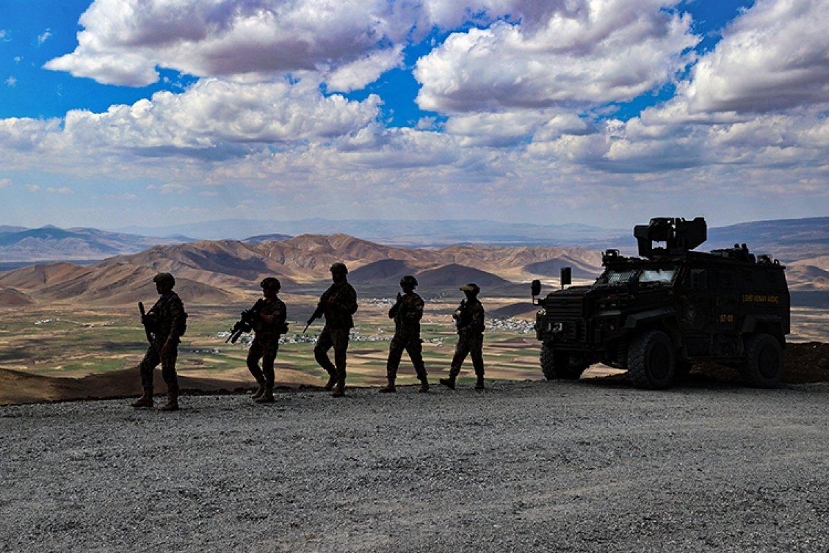 İran sınırında güvenlik önlemleri üst düzeyde tutuluyor #1