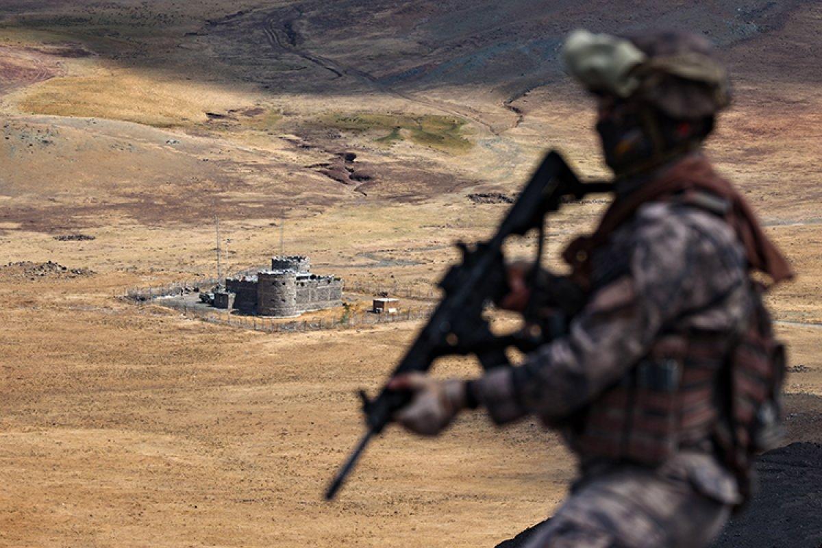 İran sınırında güvenlik önlemleri üst düzeyde tutuluyor #3