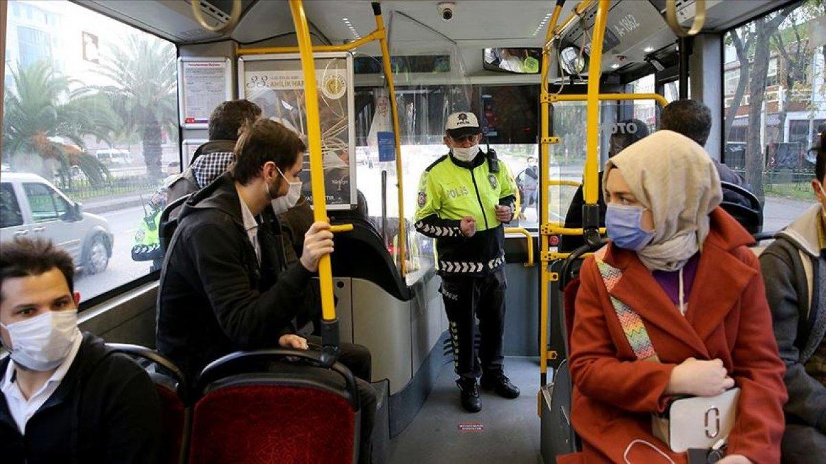 İstanbul da toplu taşımada kış tarifesi başladı #2