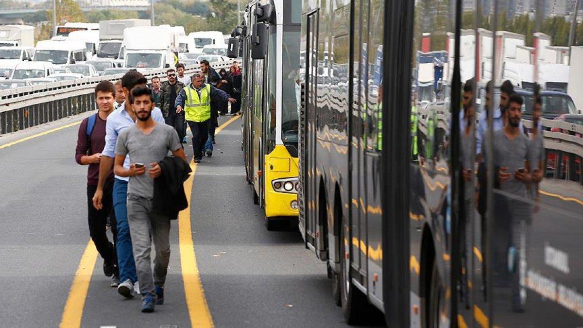 İstanbul da toplu taşımada kış tarifesi başladı #3