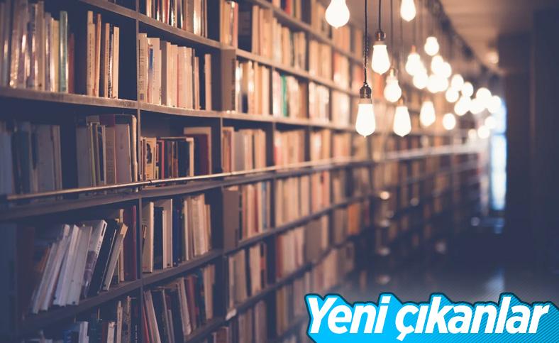 Raflardaki yerini alan yeni çıkan kitaplar