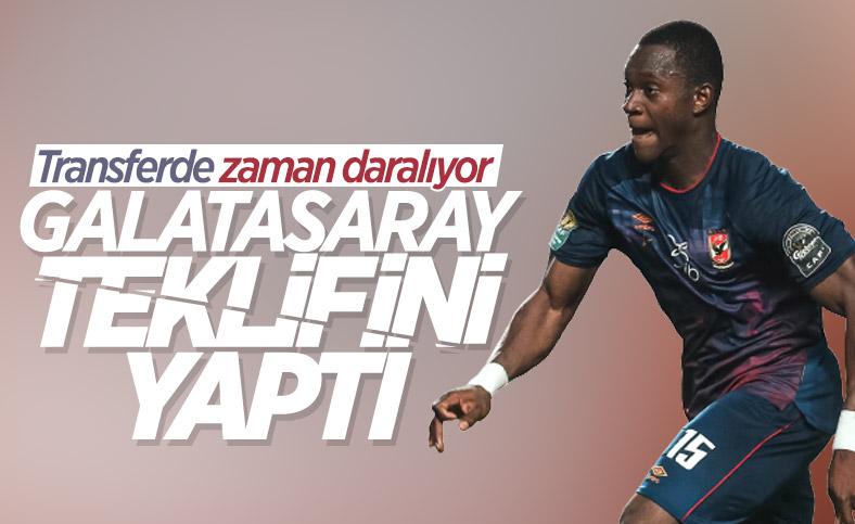 Galatasaray, Aliou Dieng için teklifini yaptı