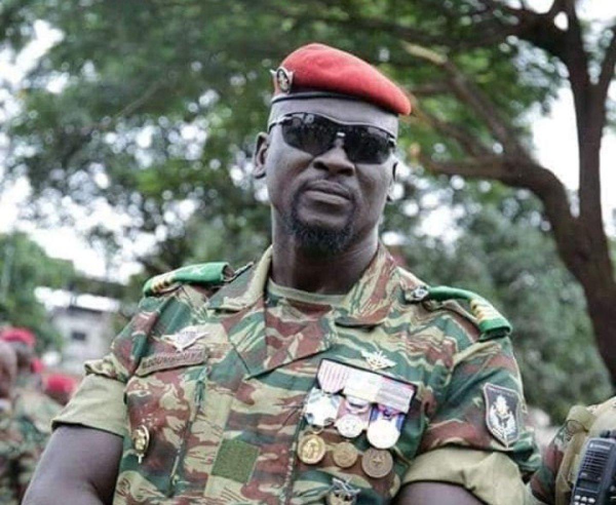 Gine de darbeci komutan Mamady Doumbouya nın dikkat çeken geçmişi #3