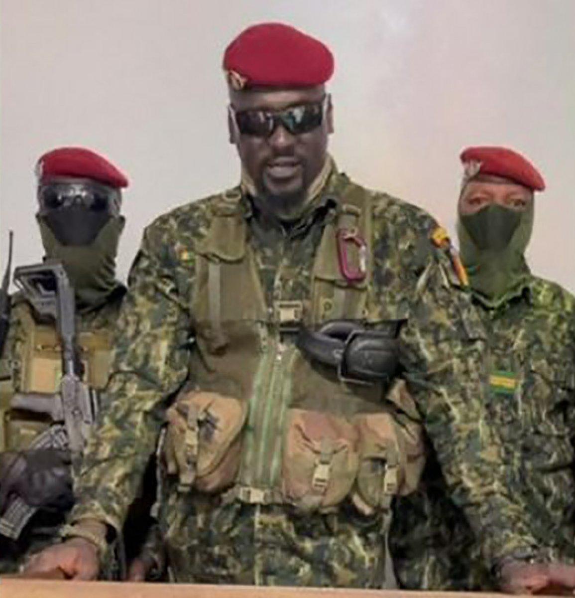 Gine de darbeci komutan Mamady Doumbouya nın dikkat çeken geçmişi #1