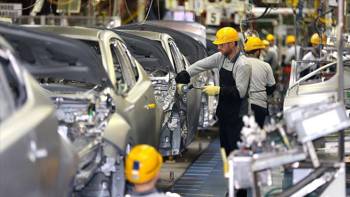 Otomotiv endüstrisi ağustosta 2,4 milyar dolarlık ihracat yaptı #1