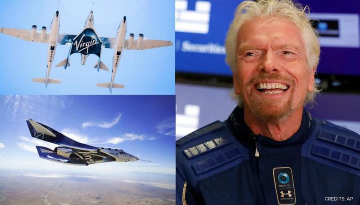 İnsanlı uçuşta rotadan saptığı için Virgin Galactic e soruşturma açıldı #1