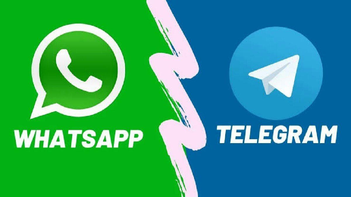 Telegramdan WhatsAppa gönderme: Hangi yıldayız