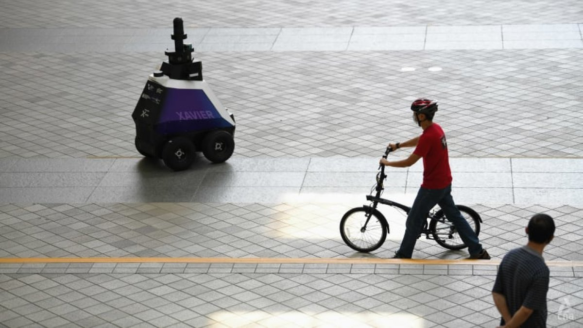 xavier robot