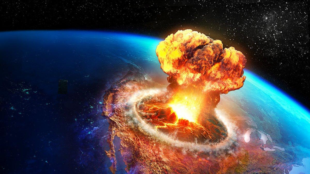 Bilim insanları: Dünyayı etkileyecek yanardağ patlamaları yakın #1