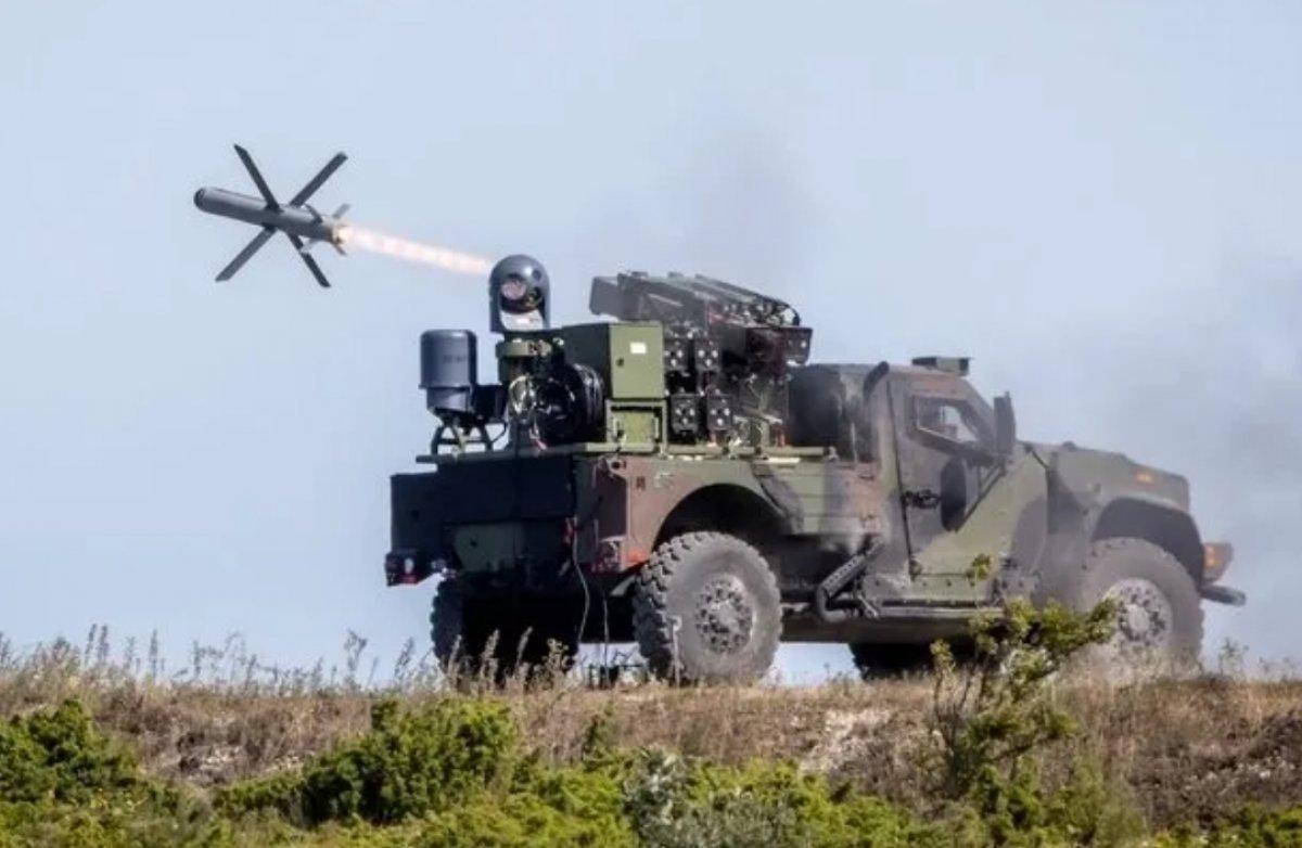 Yunanistan ın Akıncı TİHA lar karşısında İsrail le yeni füze anlaşması #2