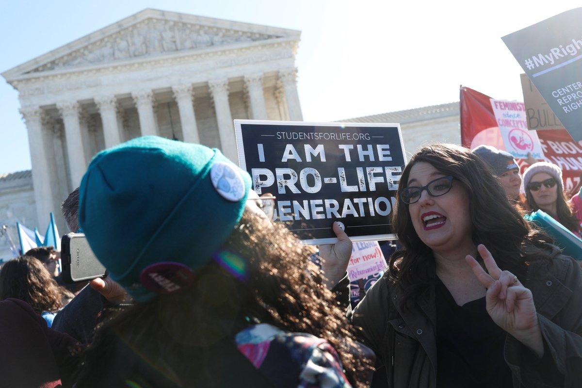 Teksas taki kürtaj yasağına ABD Adalet Bakanlığı tepki gösterdi #4