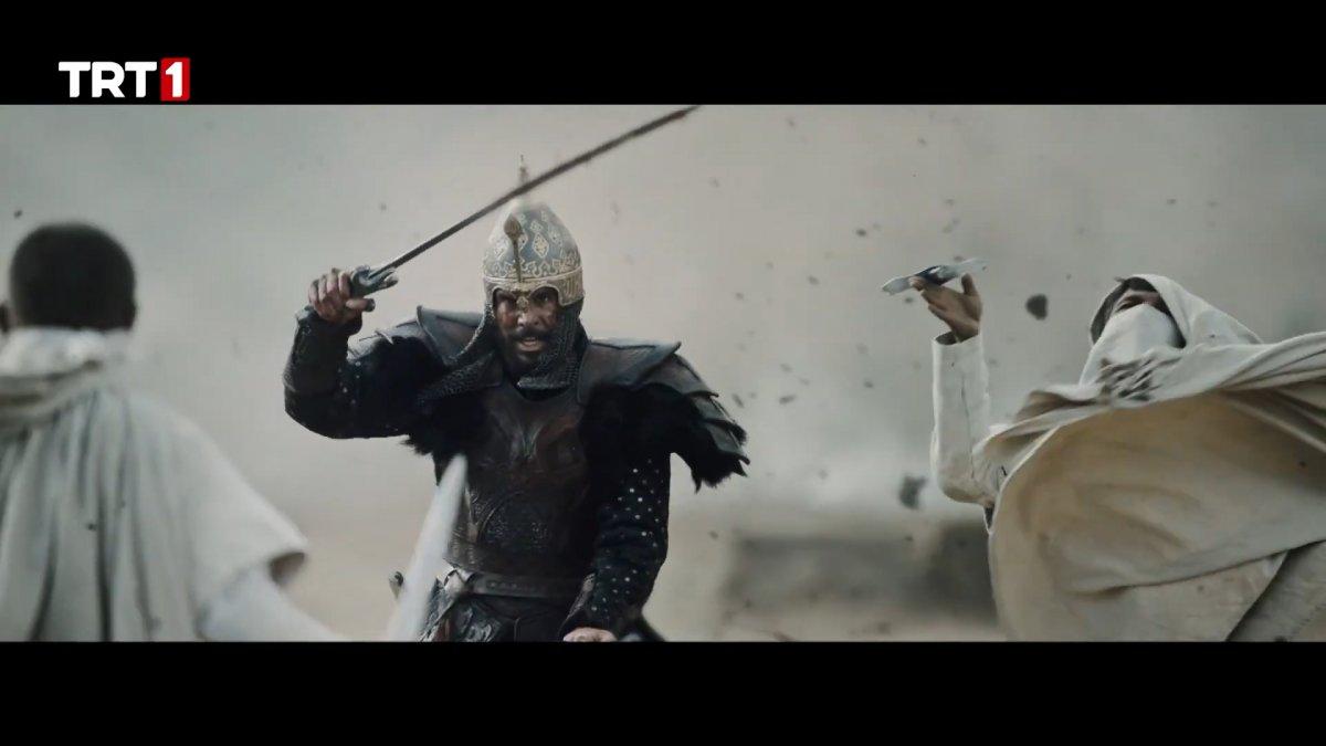 Ben Anadolu yu ilelebet Türk e yurt yapan Alp Arslan : Alp Arslan dizisinin ilk tanıtımı yayınlandı  #4
