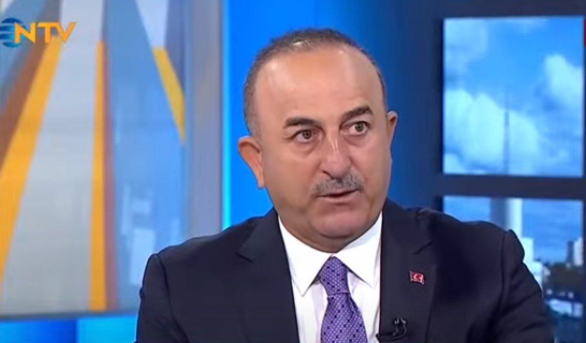Mevlüt Çavuşoğlu: İlave göç yükünü kaldıramayız #1