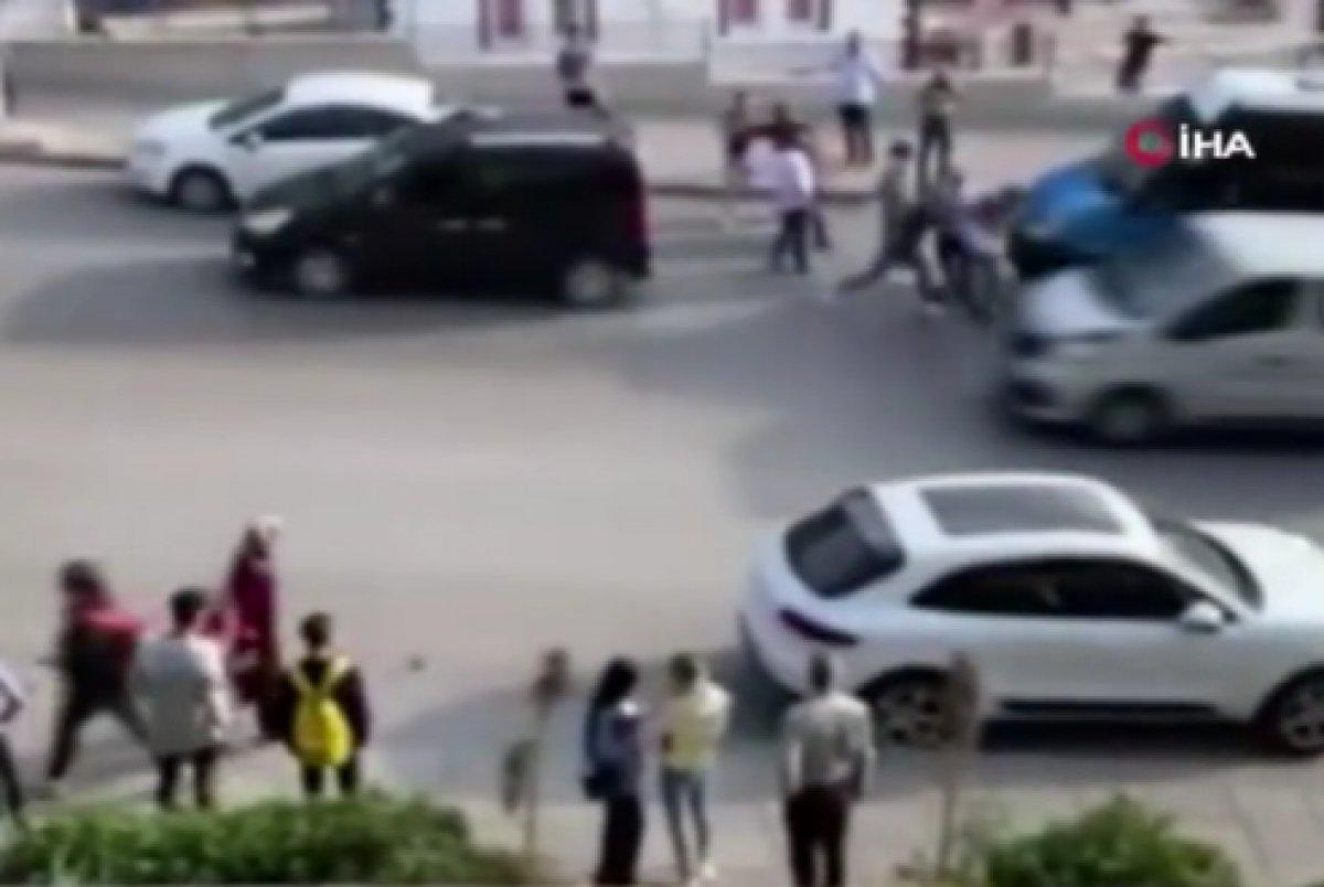 Ankara da trafik kavgası #2