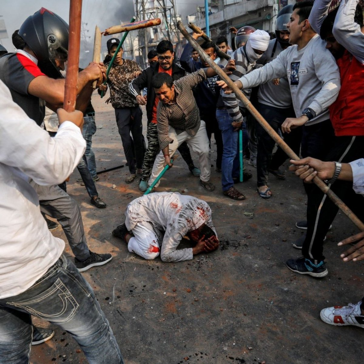 Hindistan da Müslümanlara zulmü görmezden gelenler var #4