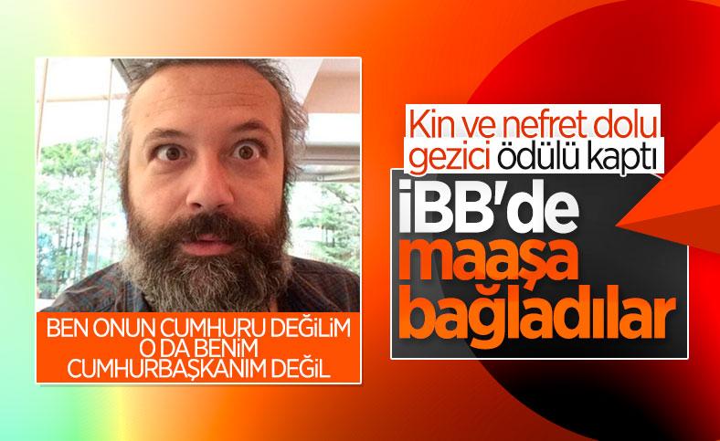 Levent Üzümcü İstanbul Şehir Tiyatroları'na geri döndü