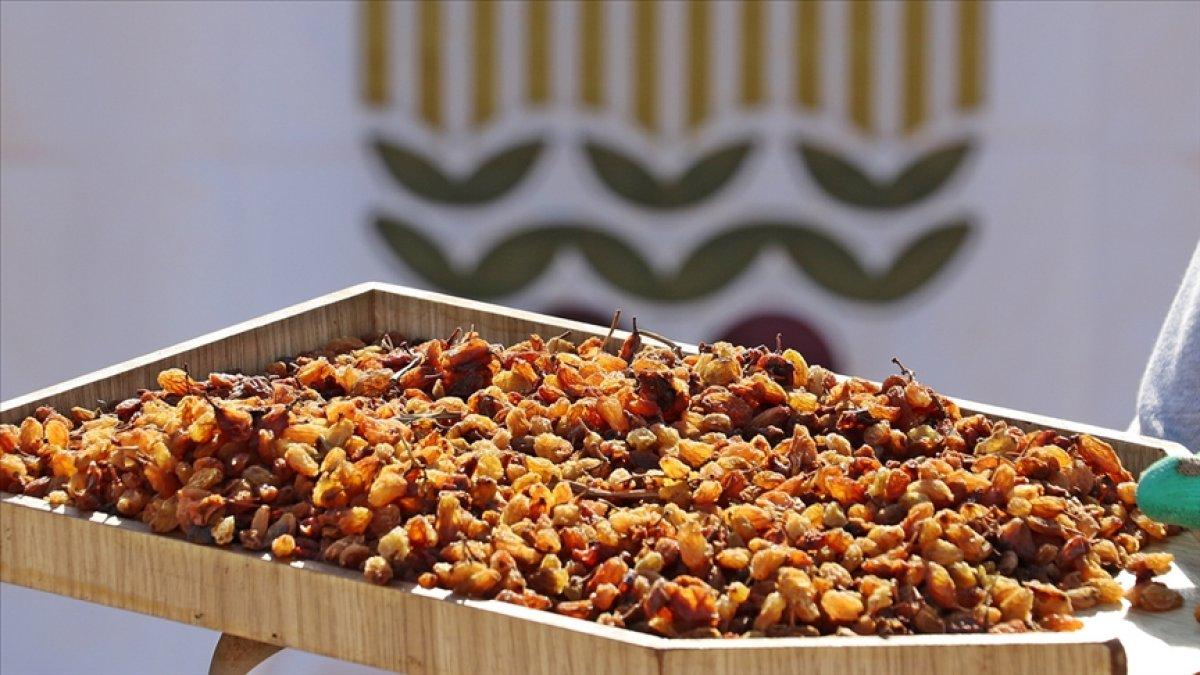 Bandırmalı çekirdeksiz kuru üzüm fiyatları açıklandı #1