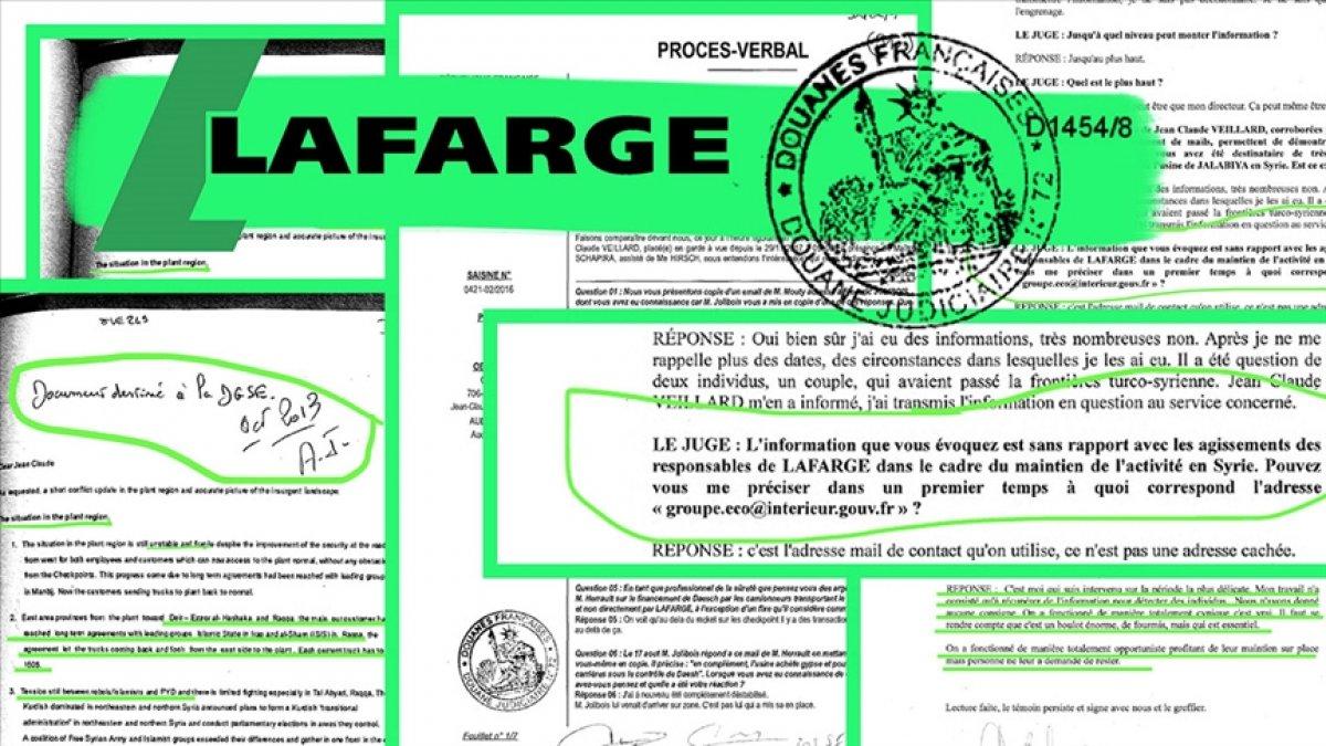 Lafarge kararı, Holcim hisselerini yüzde 4'ten fazla düşürdü #2