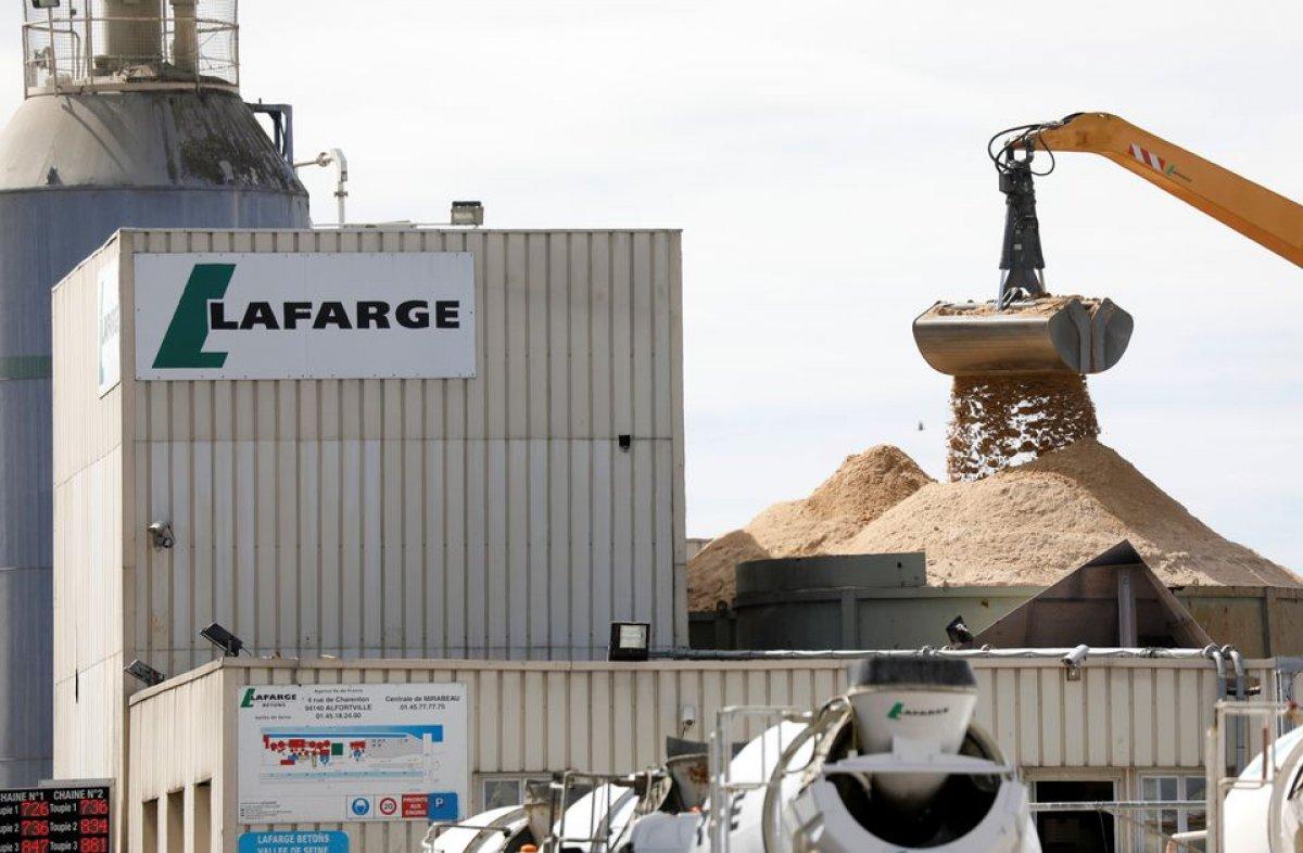 Lafarge kararı, Holcim hisselerini yüzde 4'ten fazla düşürdü #1