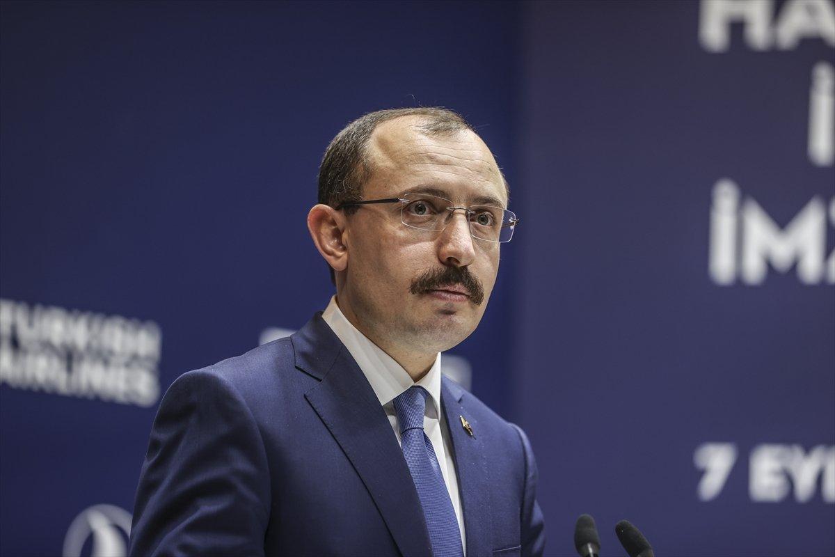 Mehmet Muş: Hedef ihraç mallarının en hızlı sürede hedefine ulaşmasını sağlamak #4