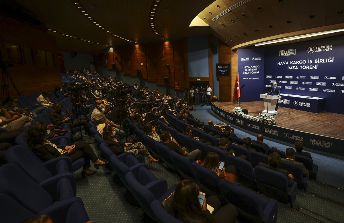Mehmet Muş: Hedef ihraç mallarının en hızlı sürede hedefine ulaşmasını sağlamak #3