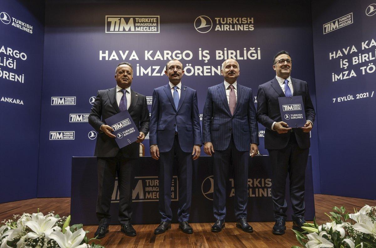 Mehmet Muş: Hedef ihraç mallarının en hızlı sürede hedefine ulaşmasını sağlamak #2