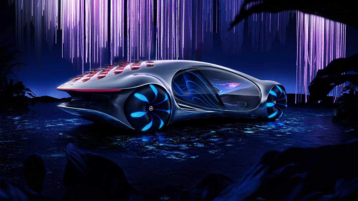 Mercedes, göz hareketi ile araç kontrolü teknolojisini tanıttı #4