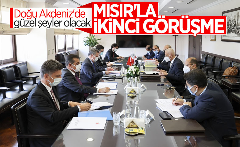 Türkiye ve Mısır'dan Ankara'da ikinci tur görüşmesi