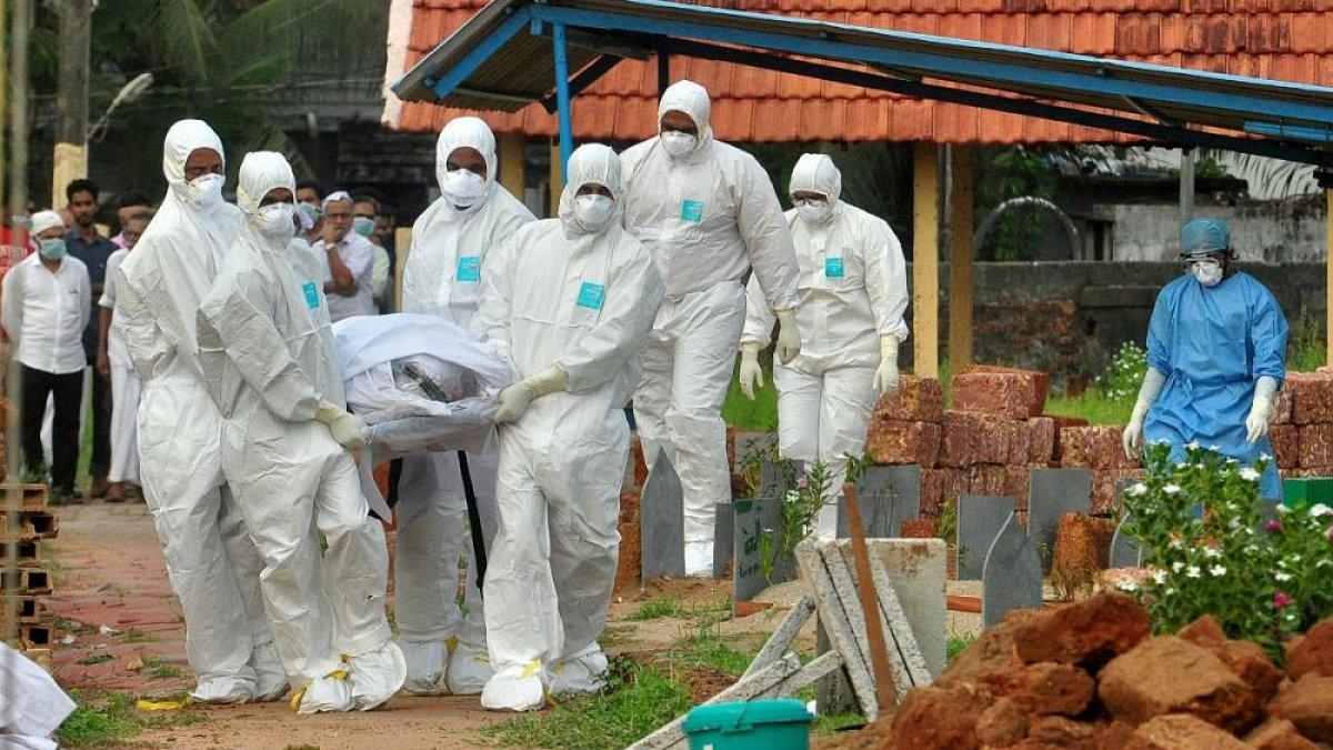Koronavirüsten 75 kat daha ölümcül: Nipah virüsü nedir, belirtileri nelerdir? #3