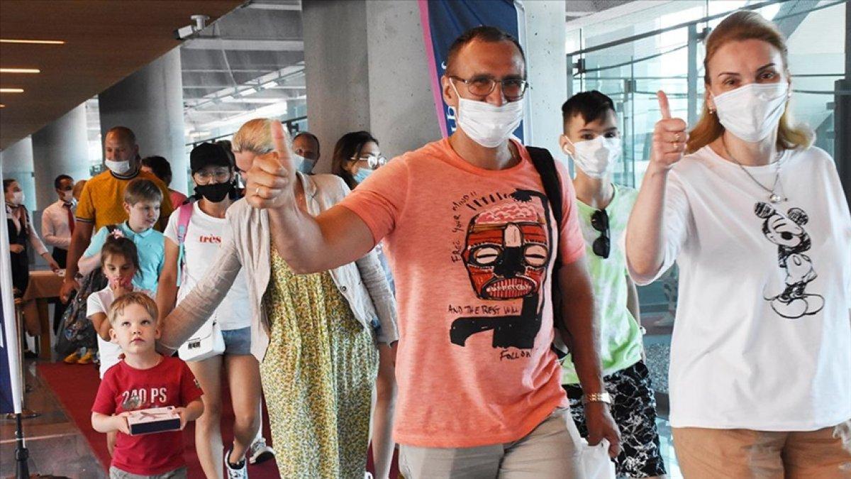 Rus turistlerin gözdesi bu yıl da Türkiye oldu #2