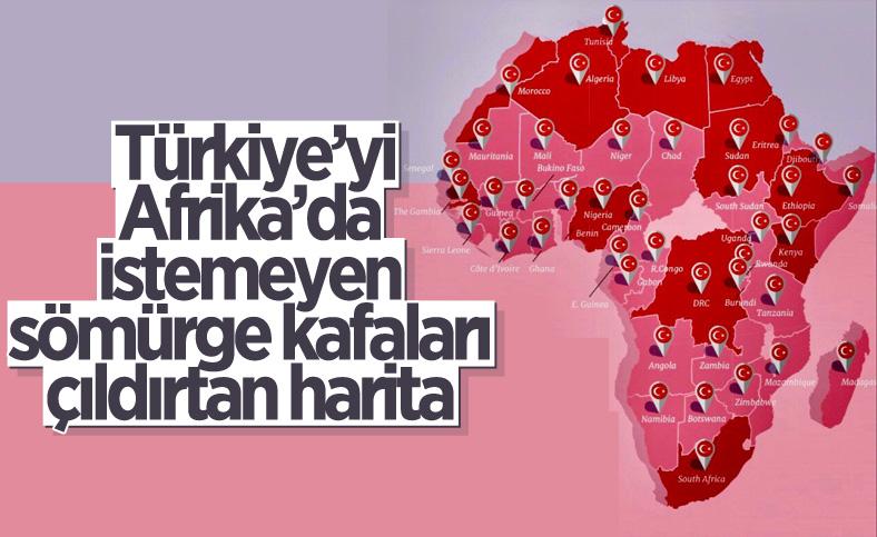 Türkiye'nin Afrika ile dikkat çeken ilişkileri
