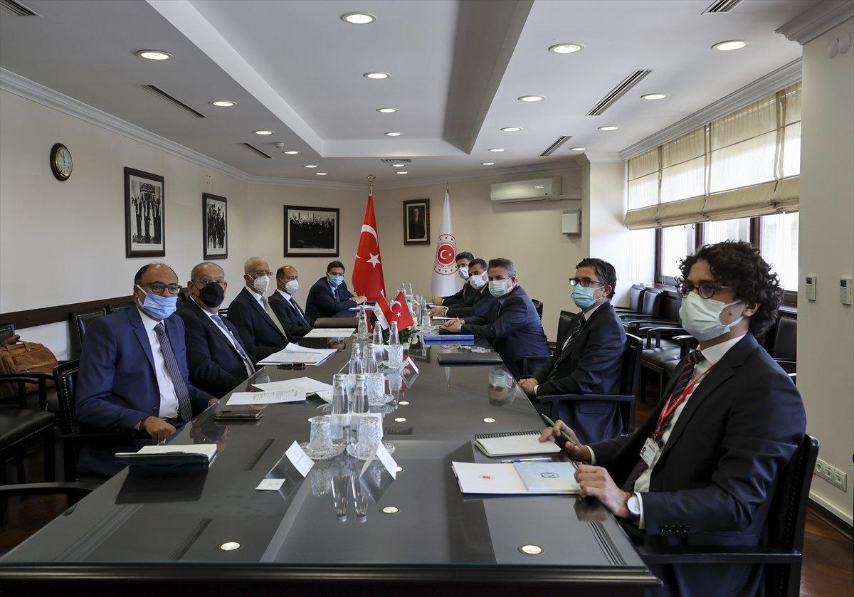 Türkiye ve Mısır dan Ankara da ikinci tur görüşmesi #4