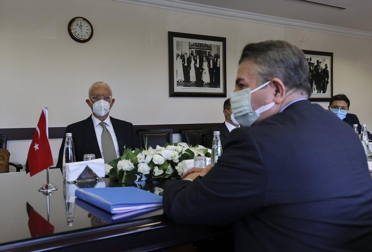Türkiye ve Mısır dan Ankara da ikinci tur görüşmesi #5