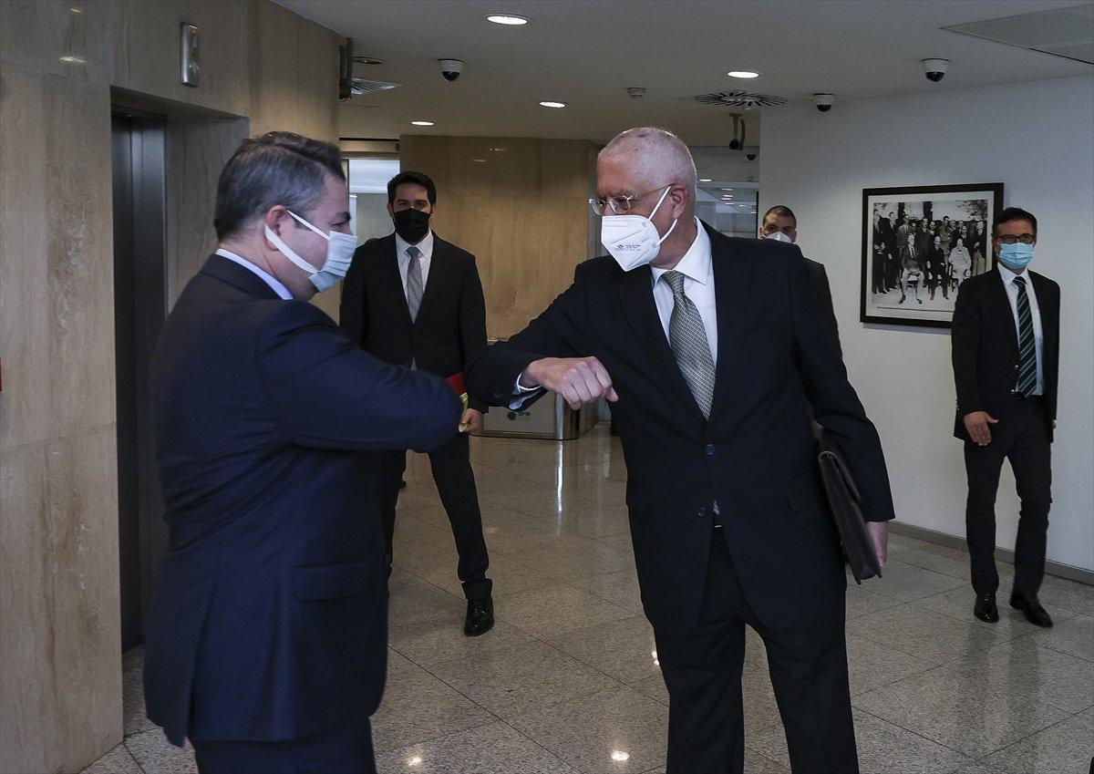 Türkiye ve Mısır dan Ankara da ikinci tur görüşmesi #1