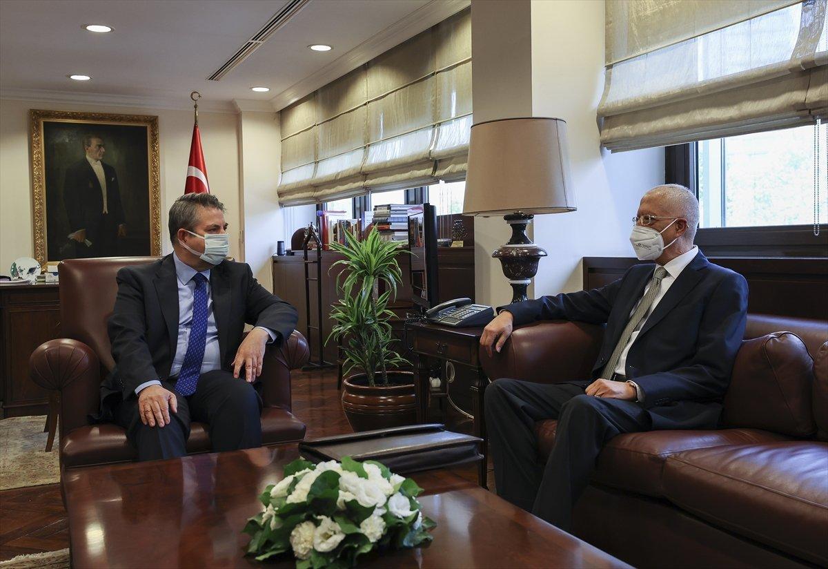 Türkiye ve Mısır dan Ankara da ikinci tur görüşmesi #3