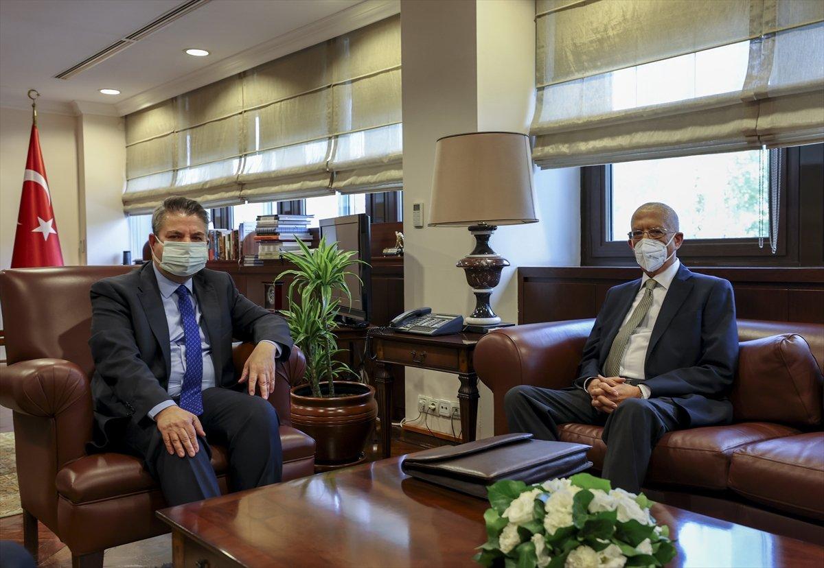 Türkiye ve Mısır dan Ankara da ikinci tur görüşmesi #2