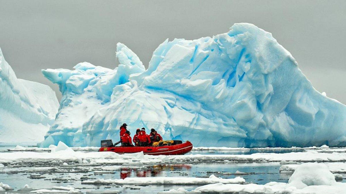 Antarktikada biyoçeşitlilik çalışmaları yapılacak